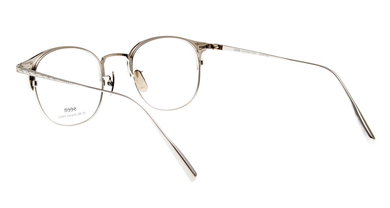 seem Oh My Glasses TOKYO Elena omg-100-1-20 [メタル/鯖江産/ウェリントン]  3