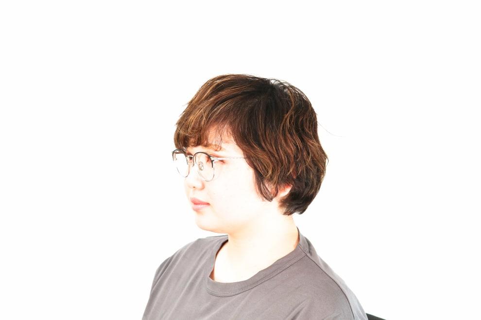seem Oh My Glasses TOKYO Elena omg-100-1-20 [メタル/鯖江産/ウェリントン]  8