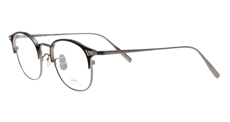 seem Oh My Glasses TOKYO Elena omg-100-2-43 [メタル/鯖江産/ウェリントン]  1