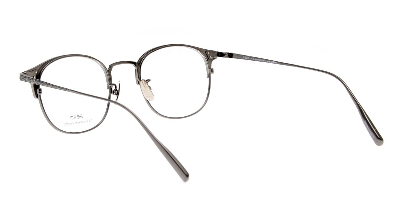 seem Oh My Glasses TOKYO Elena omg-100-2-43 [メタル/鯖江産/ウェリントン]  3
