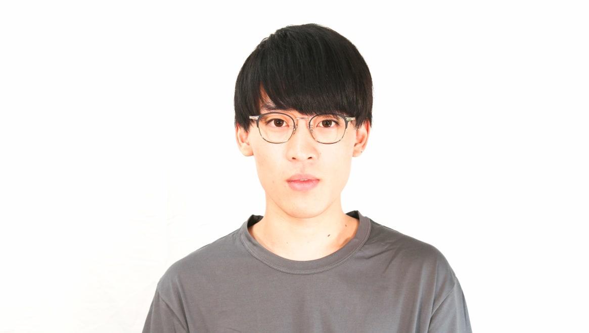seem Oh My Glasses TOKYO Elena omg-100-30-10 [メタル/鯖江産/ウェリントン/茶色]  5