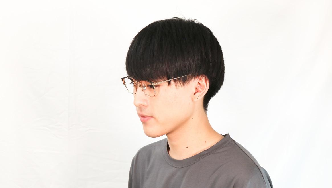 seem Oh My Glasses TOKYO Elena omg-100-30-10 [メタル/鯖江産/ウェリントン/茶色]  6