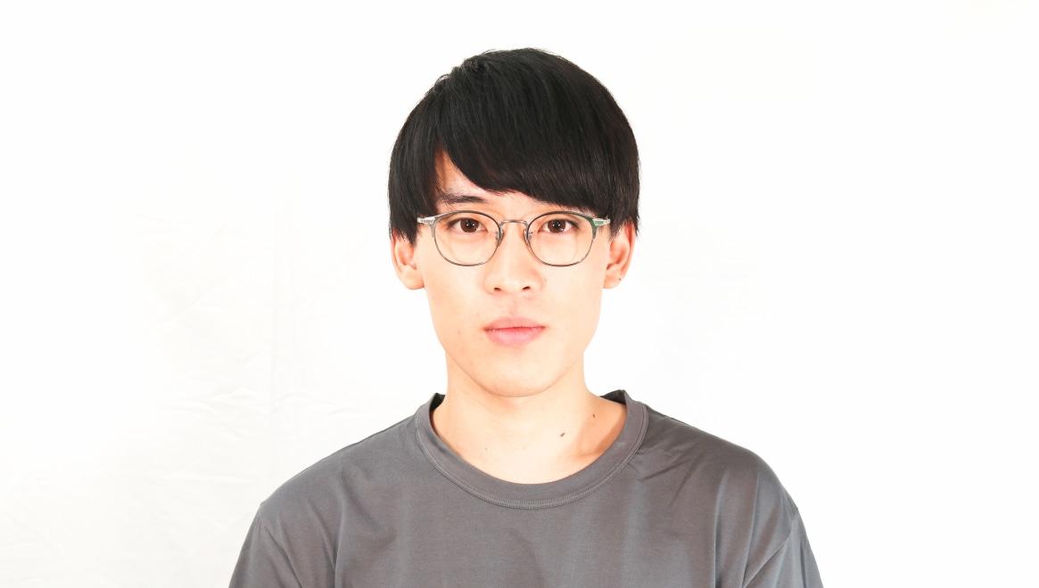 seem Oh My Glasses TOKYO Elena omg-100-21-20 [メタル/鯖江産/ウェリントン/シルバー]  5