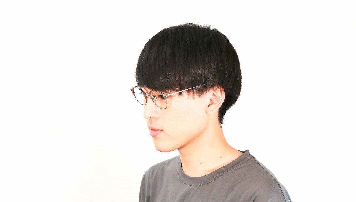 seem Oh My Glasses TOKYO Elena omg-100-21-20 [メタル/鯖江産/ウェリントン/シルバー]  6