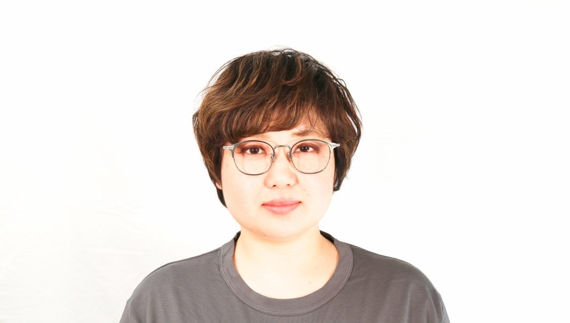 seem Oh My Glasses TOKYO Elena omg-100-21-20 [メタル/鯖江産/ウェリントン/シルバー]  7