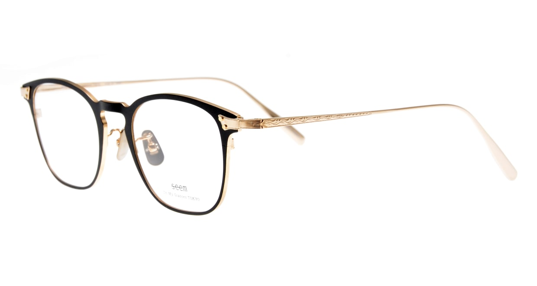 seem Oh My Glasses TOKYO Anne omg-101-1-14 [メタル/鯖江産/ウェリントン]  1
