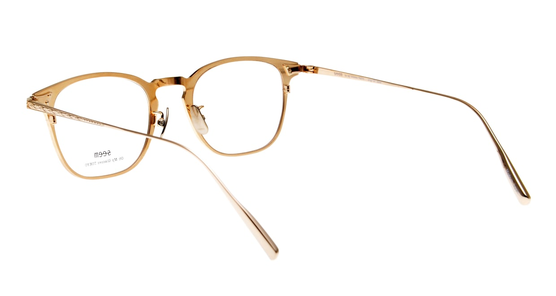 seem Oh My Glasses TOKYO Anne omg-101-1-14 [メタル/鯖江産/ウェリントン]  3