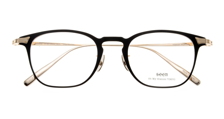 seem Oh My Glasses TOKYO Anne omg-101-1-14 [メタル/鯖江産/ウェリントン]  4