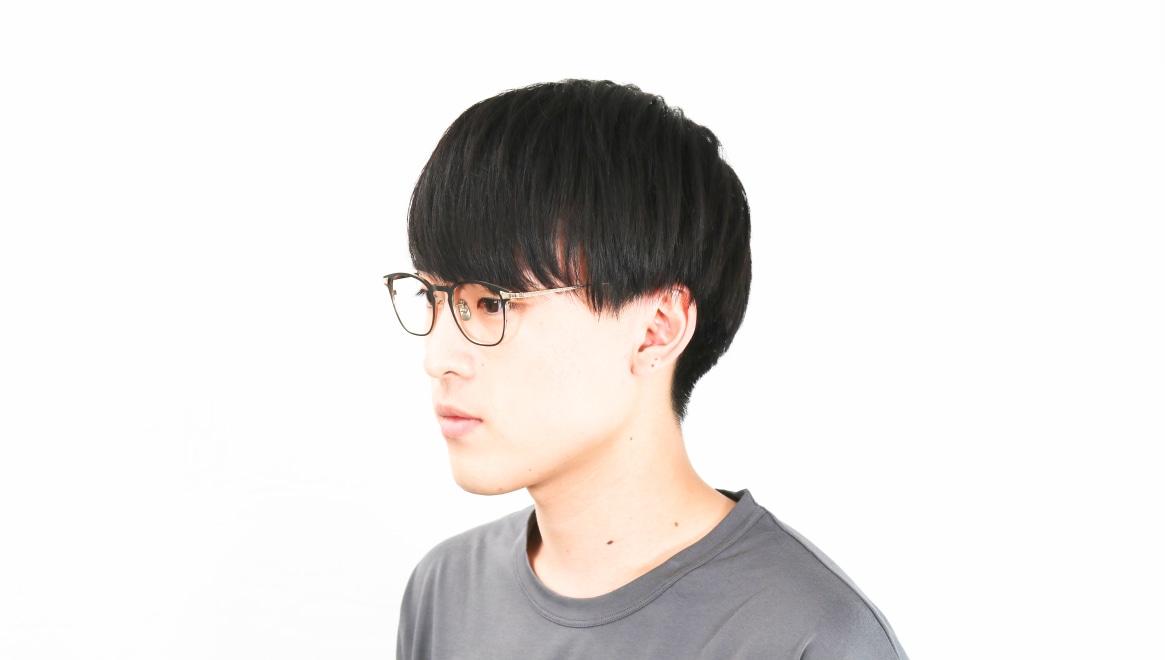 seem Oh My Glasses TOKYO Anne omg-101-1-14 [メタル/鯖江産/ウェリントン]  6