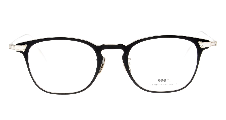 seem Oh My Glasses TOKYO Anne omg-101-1-20 [メタル/鯖江産/ウェリントン]