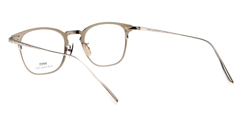 seem Oh My Glasses TOKYO Anne omg-101-1-20 [メタル/鯖江産/ウェリントン]  3
