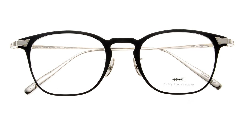 seem Oh My Glasses TOKYO Anne omg-101-1-20 [メタル/鯖江産/ウェリントン]  4