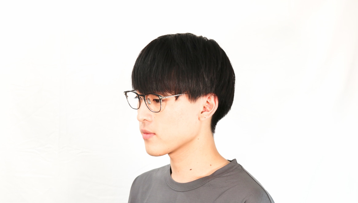 seem Oh My Glasses TOKYO Anne omg-101-1-20 [メタル/鯖江産/ウェリントン]  6