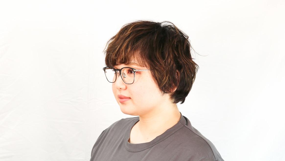 seem Oh My Glasses TOKYO Anne omg-101-1-20 [メタル/鯖江産/ウェリントン]  8
