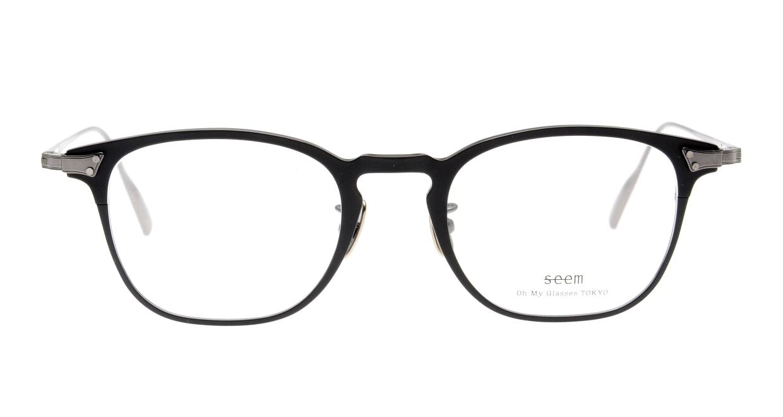 seem Oh My Glasses TOKYO Anne omg-101-2-43 [メタル/鯖江産/ウェリントン]