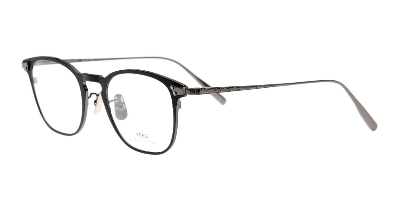 seem Oh My Glasses TOKYO Anne omg-101-2-43 [メタル/鯖江産/ウェリントン]  1