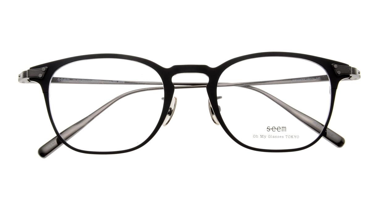 seem Oh My Glasses TOKYO Anne omg-101-2-43 [メタル/鯖江産/ウェリントン]  4