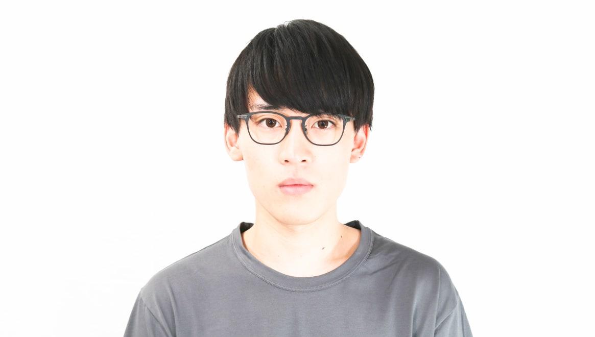 seem Oh My Glasses TOKYO Anne omg-101-2-43 [メタル/鯖江産/ウェリントン]  5