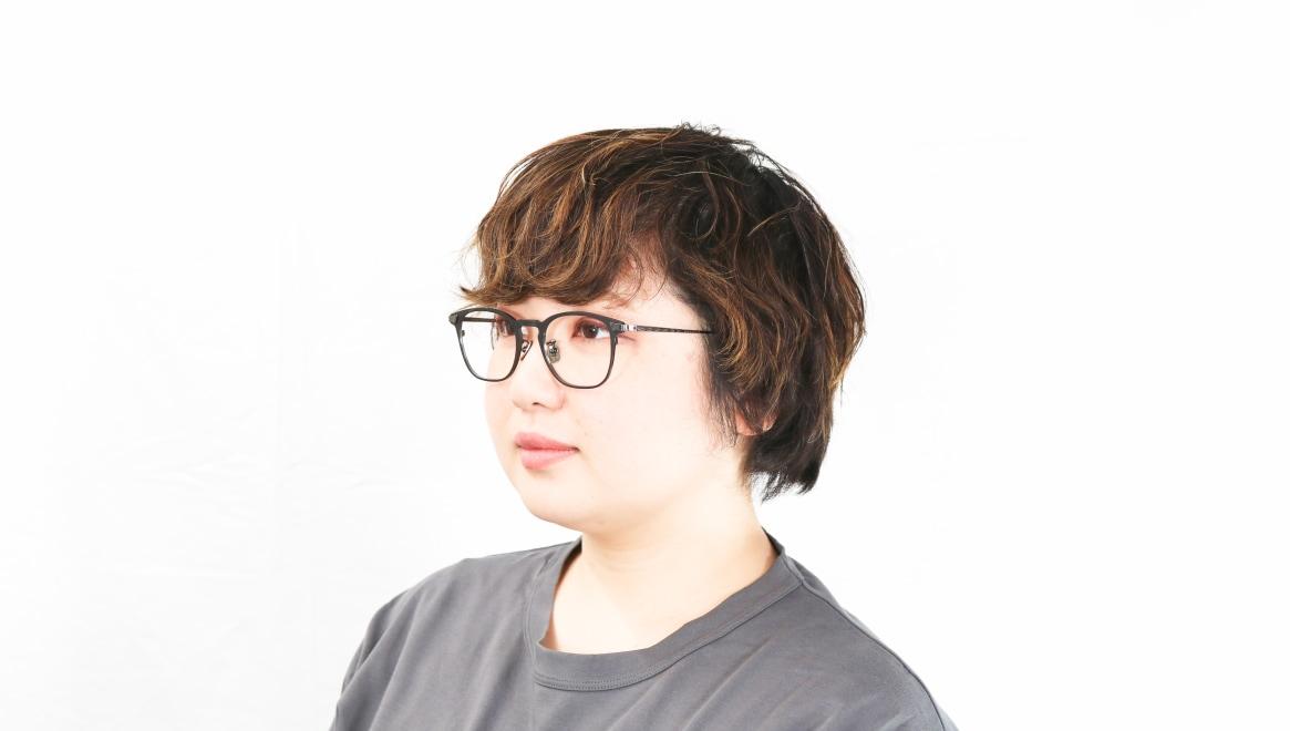 seem Oh My Glasses TOKYO Anne omg-101-2-43 [メタル/鯖江産/ウェリントン]  8