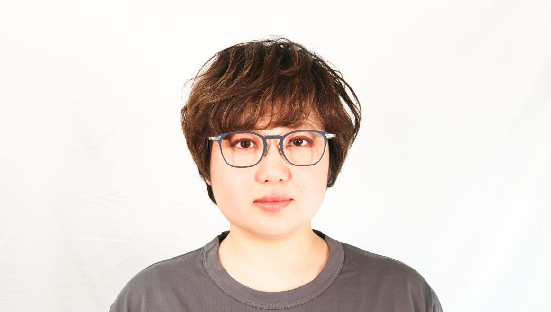 seem Oh My Glasses TOKYO Anne omg-101-51-20 [メタル/鯖江産/ウェリントン/青]  7