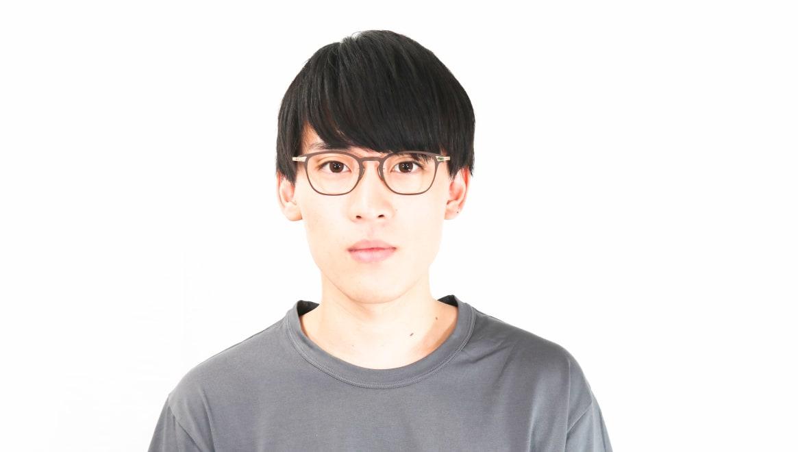 seem Oh My Glasses TOKYO Anne omg-101-30-10 [メタル/鯖江産/ウェリントン/茶色]  5