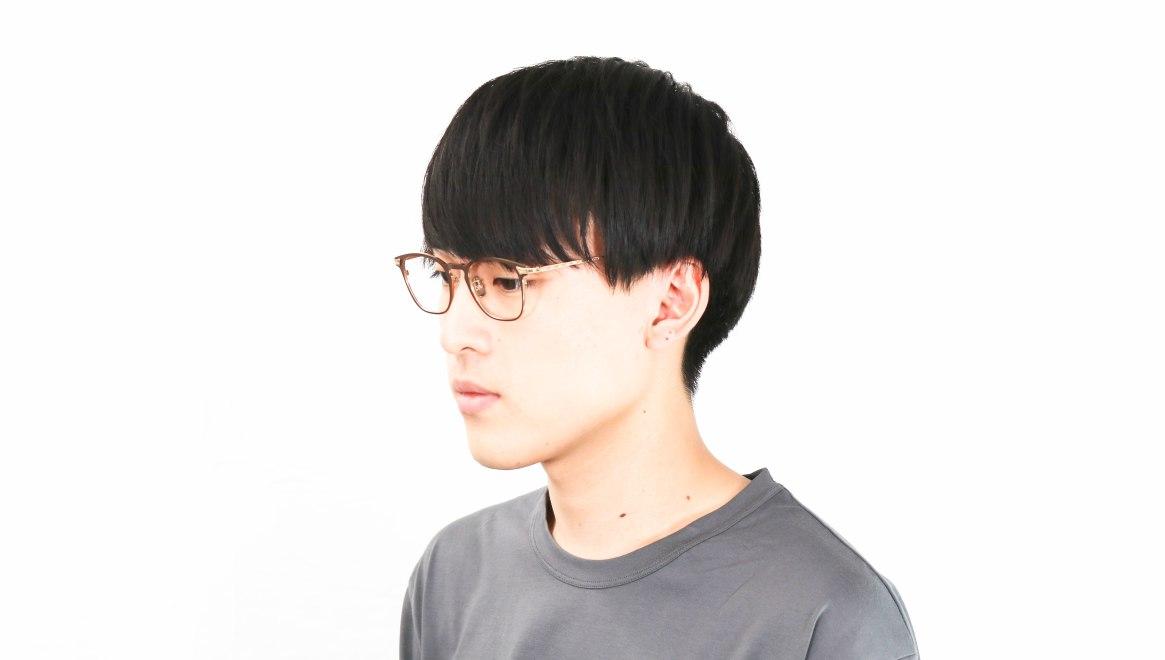 seem Oh My Glasses TOKYO Anne omg-101-30-10 [メタル/鯖江産/ウェリントン/茶色]  6
