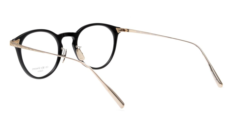 seem Oh My Glasses TOKYO Bill omg-102-2-14 [黒縁/鯖江産/丸メガネ]  3