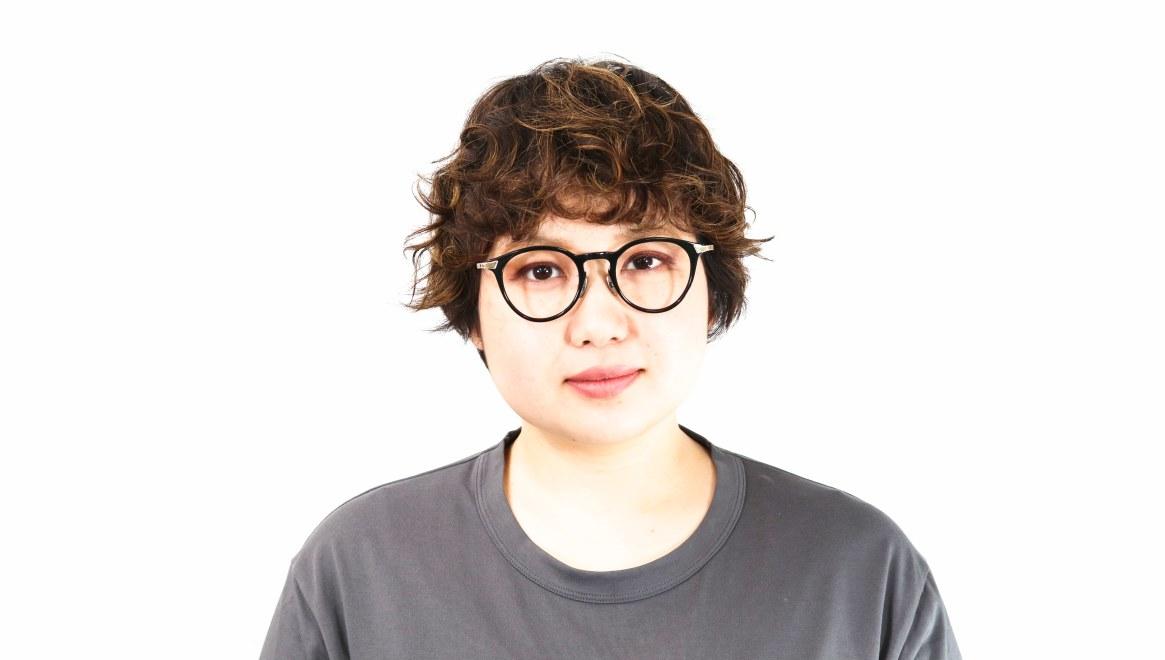 seem Oh My Glasses TOKYO Bill omg-102-2-14 [黒縁/鯖江産/丸メガネ]  6