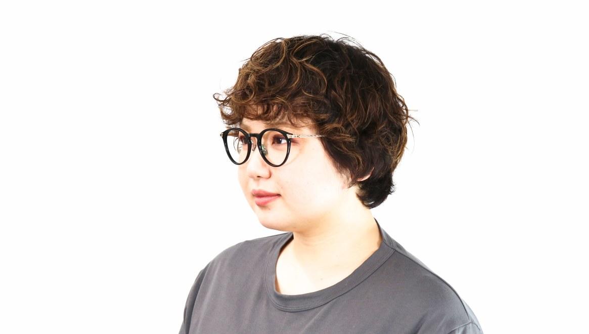 seem Oh My Glasses TOKYO Bill omg-102-2-14 [黒縁/鯖江産/丸メガネ]  7