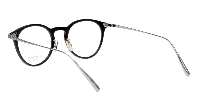 seem Oh My Glasses TOKYO Bill omg-102-3-43 [黒縁/鯖江産/丸メガネ]  3