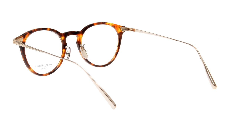 seem Oh My Glasses TOKYO Bill omg-102-13-14 [鯖江産/丸メガネ/べっ甲柄]  3