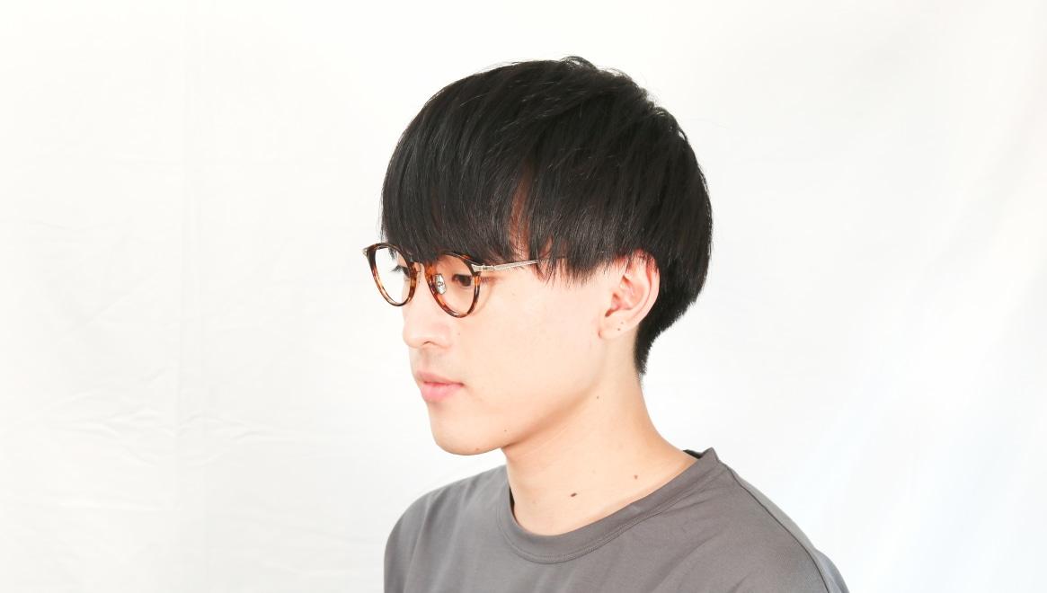 seem Oh My Glasses TOKYO Bill omg-102-13-14 [鯖江産/丸メガネ/べっ甲柄]  6