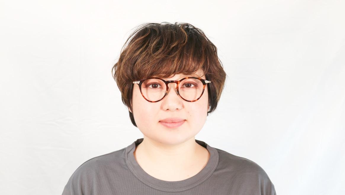 seem Oh My Glasses TOKYO Bill omg-102-13-14 [鯖江産/丸メガネ/べっ甲柄]  7