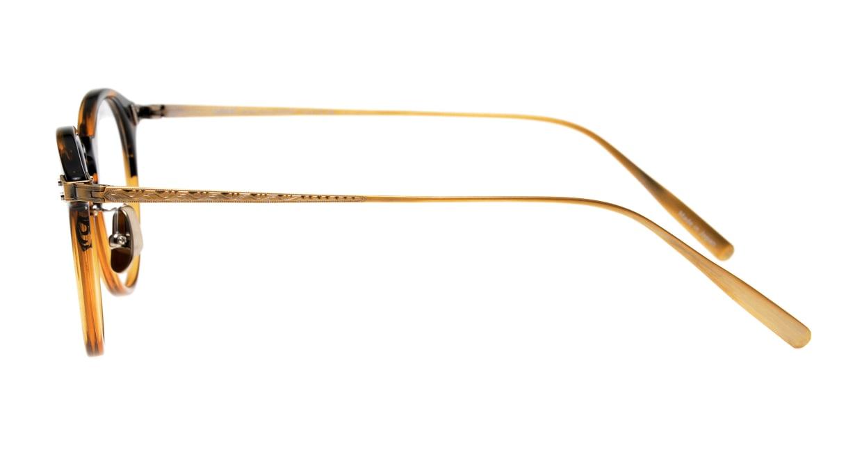 seem Oh My Glasses TOKYO Bill omg-102-21-12 [鯖江産/丸メガネ/茶色]  2