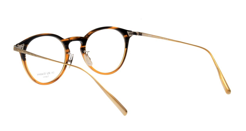 seem Oh My Glasses TOKYO Bill omg-102-21-12 [鯖江産/丸メガネ/茶色]  3