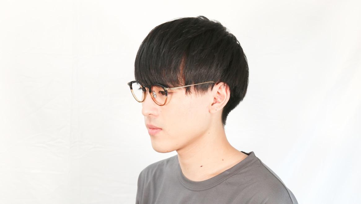 seem Oh My Glasses TOKYO Bill omg-102-21-12 [鯖江産/丸メガネ/茶色]  5