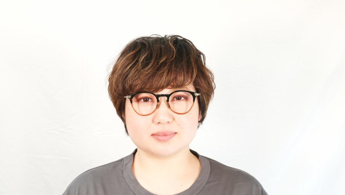 seem Oh My Glasses TOKYO Bill omg-102-21-12 [鯖江産/丸メガネ/茶色]  6
