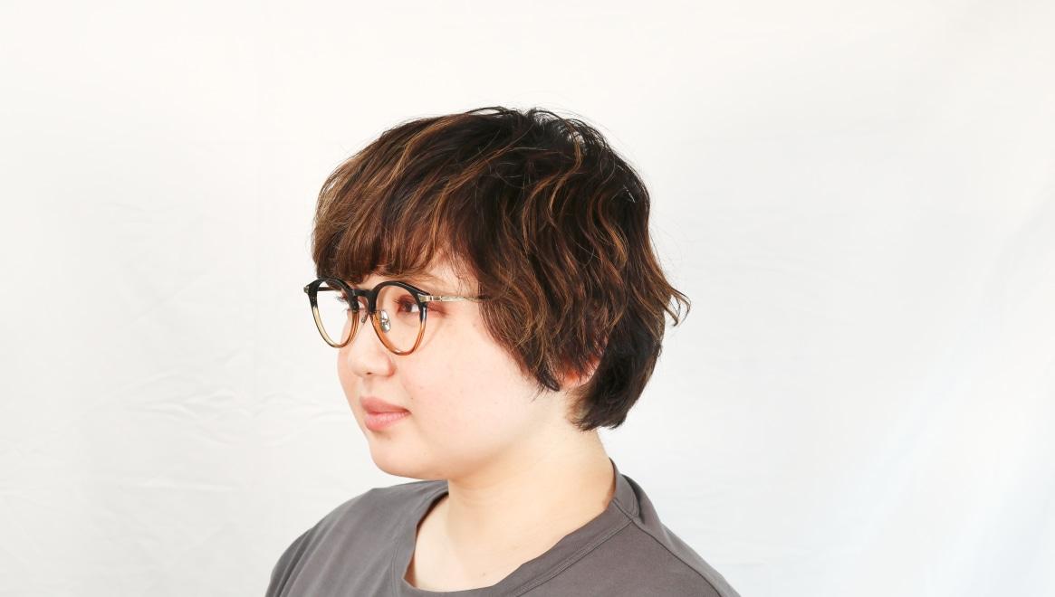 seem Oh My Glasses TOKYO Bill omg-102-21-12 [鯖江産/丸メガネ/茶色]  7