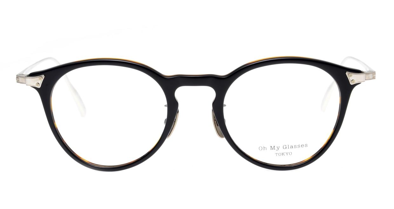 seem Oh My Glasses TOKYO Bill omg-102-40-20 [鯖江産/丸メガネ/青]