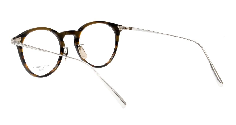 seem Oh My Glasses TOKYO Bill omg-102-40-20 [鯖江産/丸メガネ/青]  3