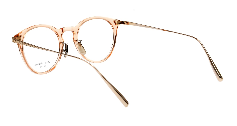 seem Oh My Glasses TOKYO Bill omg-102-29-14 [鯖江産/丸メガネ/透明]  3