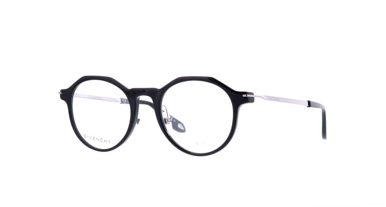 ジバンシィ GV0087/F-807 [黒縁/丸メガネ]  1