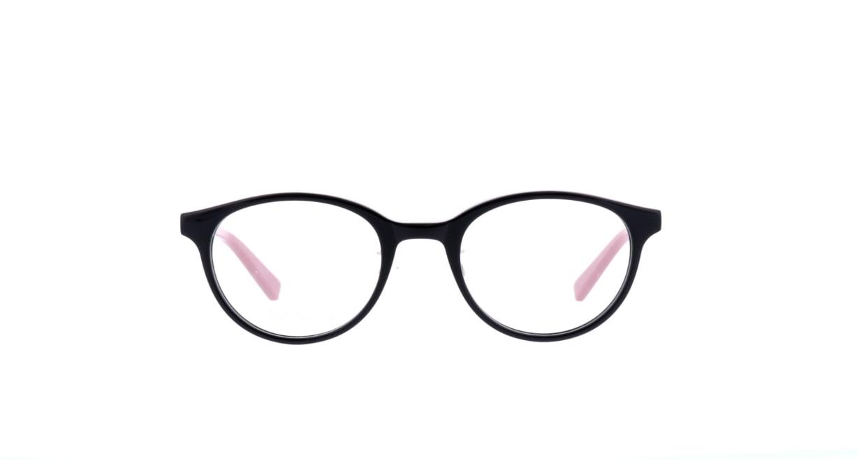 マックスアンドコー 383/F-3H2 [丸メガネ/安い/ピンク]