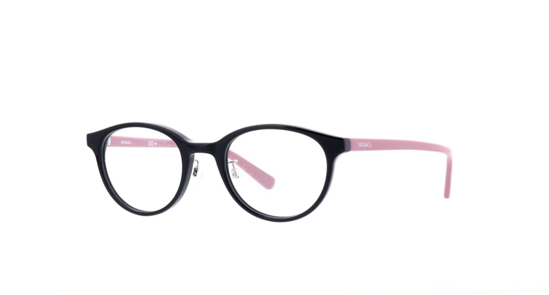 マックスアンドコー 383/F-3H2 [丸メガネ/安い/ピンク]  1