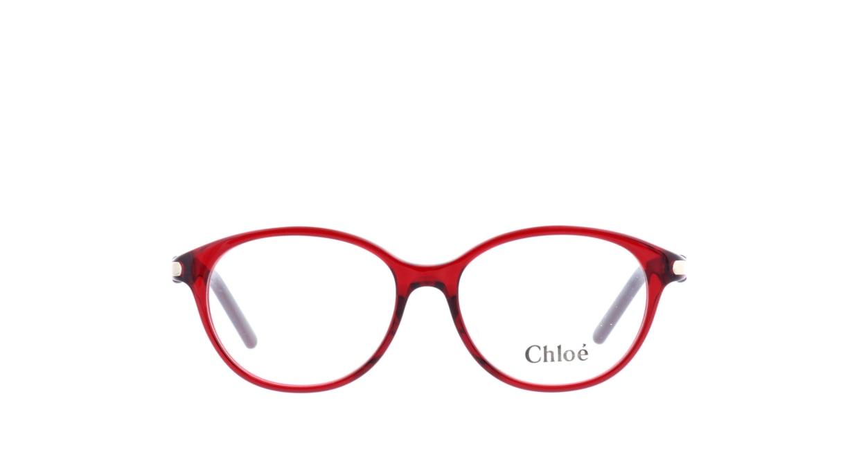クロエ CE2682A-603 [丸メガネ/赤]