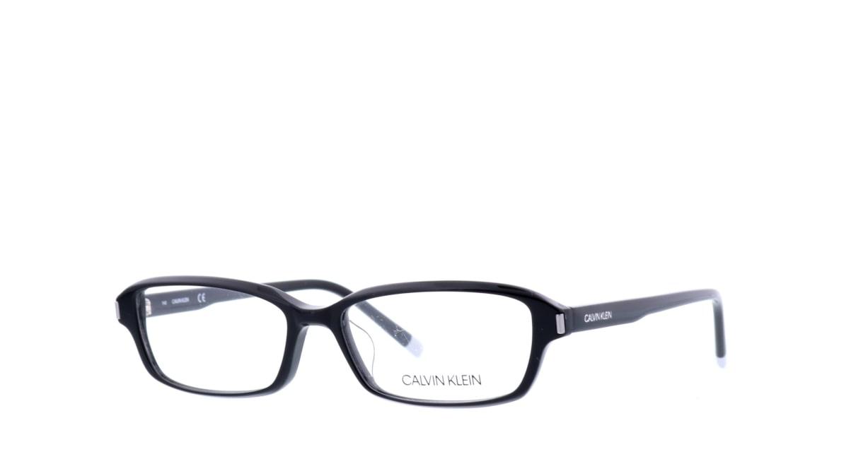 カルバンクライン cK6000A-001 [黒縁/スクエア]  1