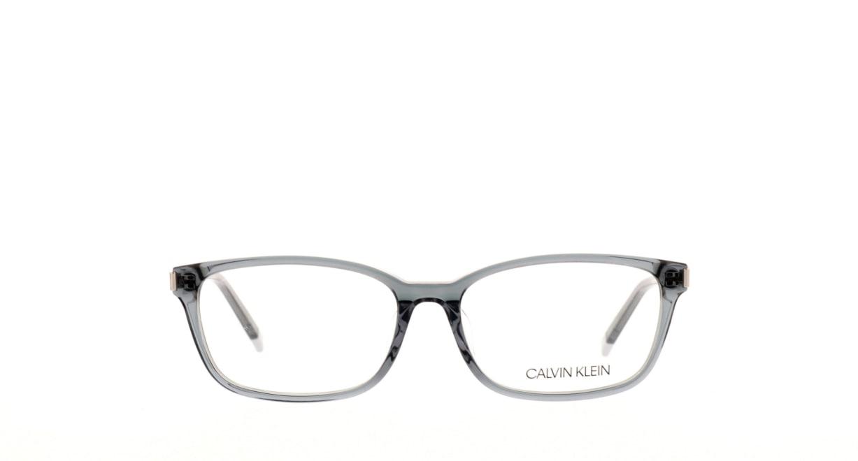 カルバンクライン cK6001A-040 [スクエア/グレー]