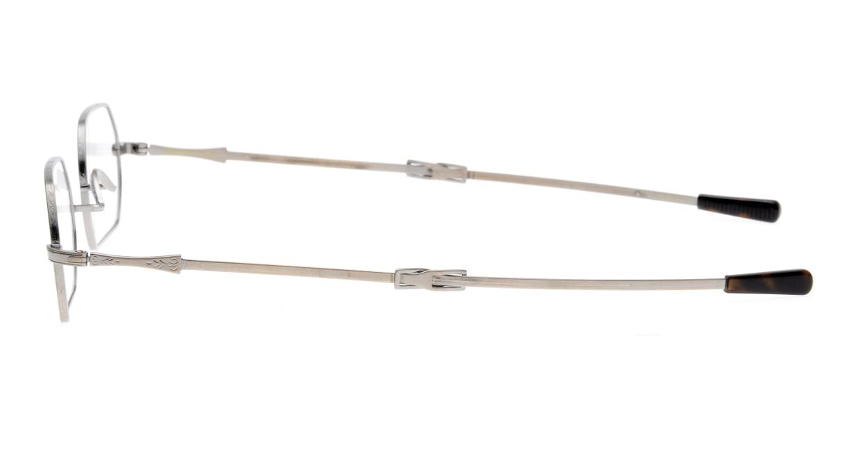 オリバーピープルズ PLATT-P-45 [メタル/日本製/ビジネス/スクエア/グレー]  2