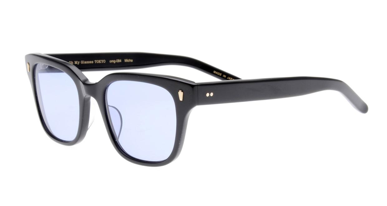 Oh My Glasses TOKYO Micha omg-084sg-1-51 [鯖江産/ウェリントン]  1