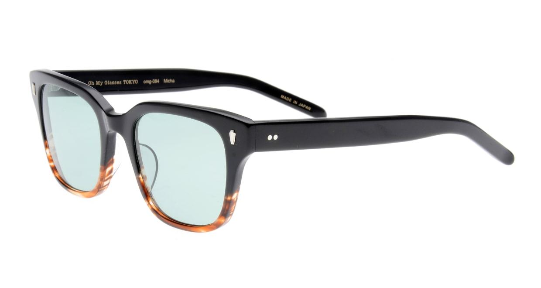 Oh My Glasses TOKYO Micha omgsg-084-2-51 [鯖江産/ウェリントン]  1